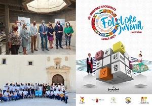 VII Jornadas Nacionales Juveniles de Folclore en Lorca