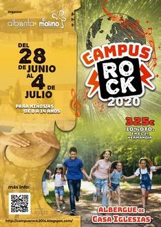 Campamento de Verano Campus Rock 2020