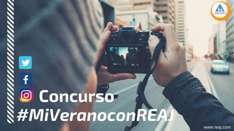 Concurso #MiVeranoConREAJ