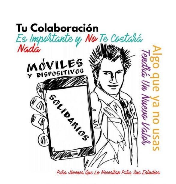 Ayuntamiento e IES Pérez Casas inician una recogida dispositivos móviles en desuso para luchar contra la brecha digital