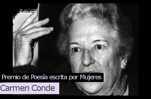 """XXIX Premio """"Carmen Conde"""" de Poesía escrita por Mujeres 2014"""