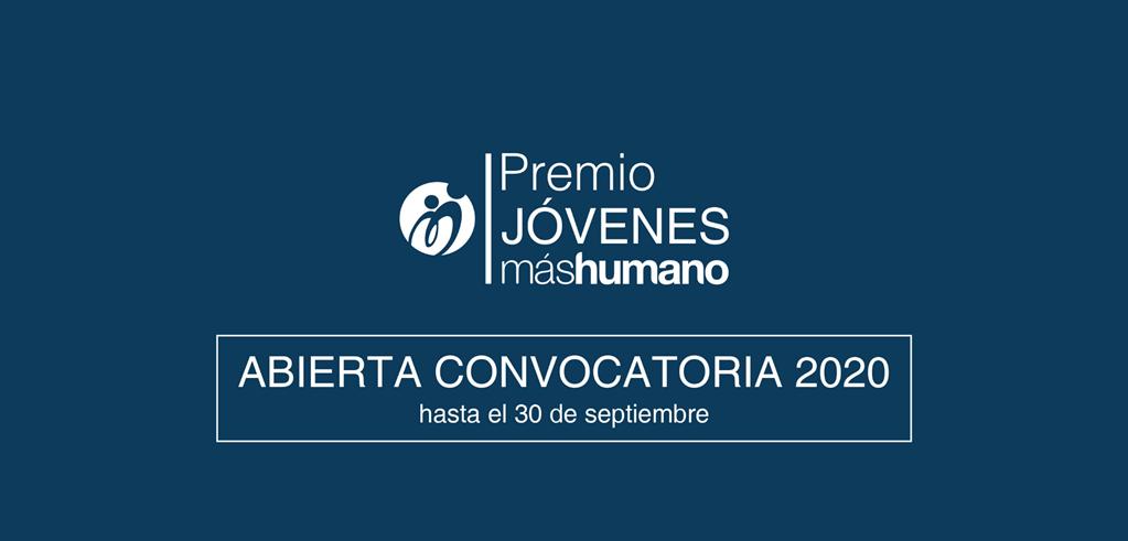 Premio Jóvenes máshumano 2020