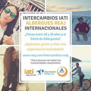 PROGRAMA DE INTERCAMBIOS EN ALBERGUES INTERNACIONALES