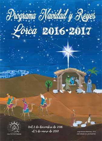 Programa de actos de Navidad 2016.