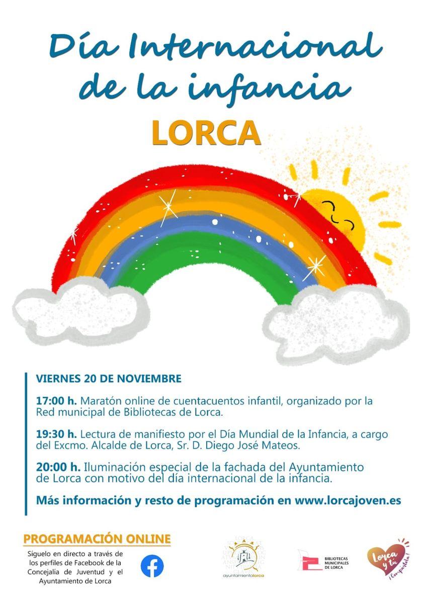 RECETA con Mireia MasterChef 3 interpretada para la Concejalía de Juventud del Ayuntamiento de Lorca.