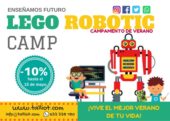 LEGO ROBOTIC CAMP