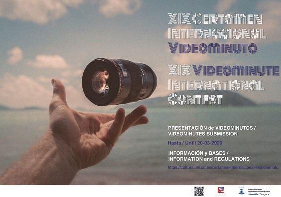 XIX CERTAMEN INTERNACIONAL VIDEOMINUTO