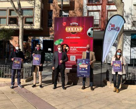 """El Ayuntamiento desarrolla la campaña """"Si paras, ganas. Por un juego responsable"""" contra la ludopatía entre los jóvenes"""