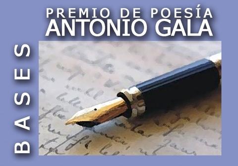 XIII Premio de Poesía Antonio Gala