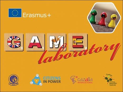 """Proyecto """"GameLaboratory"""""""
