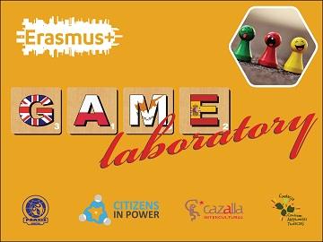 """""""Game Laboratory"""". Innovación educativa basada en el uso del juego."""