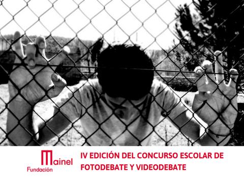 IV Concurso Escolar de Fotodebate y Videodebate