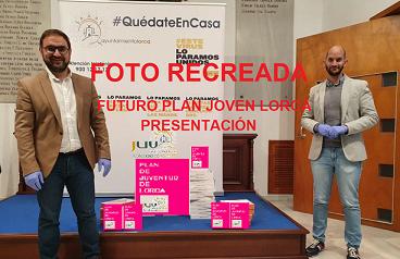 Plan de Juventud de Lorca contemplado entre las propopuestas del Plan Municipal de reactivación tras el COVID19