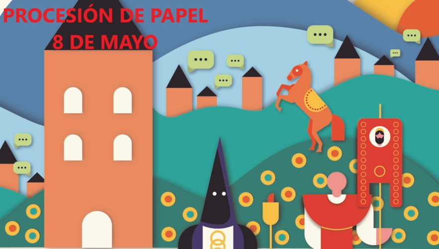 PROCESION DE PAPEL